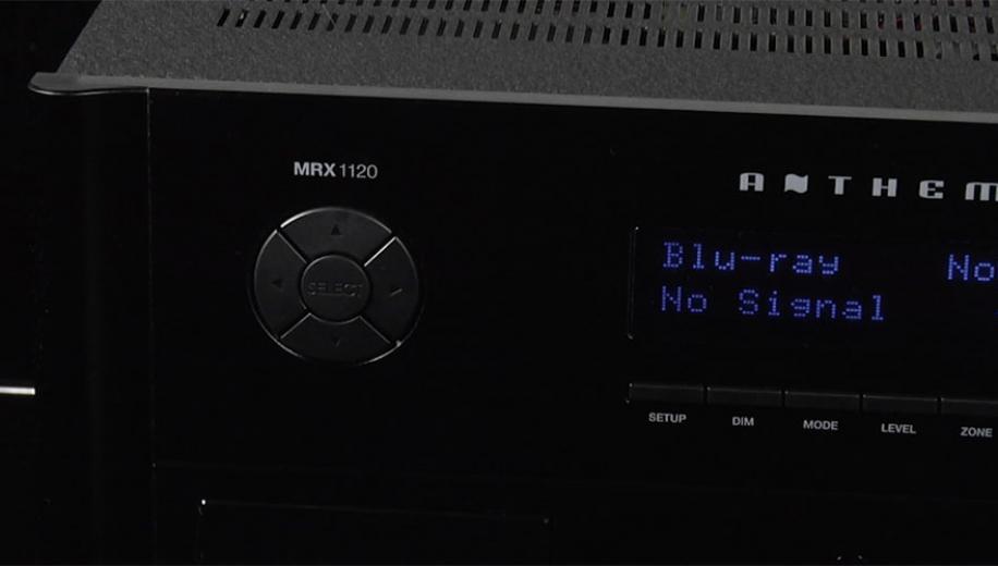 Anthem MRX 1120 11.2 Channel AV Receiver Review