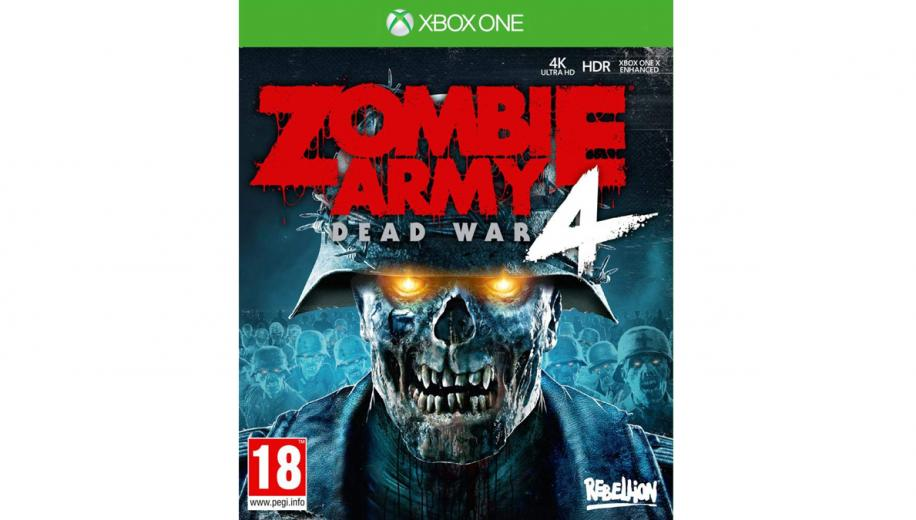Zombie Army 4: Dead War Review (Xbox One)