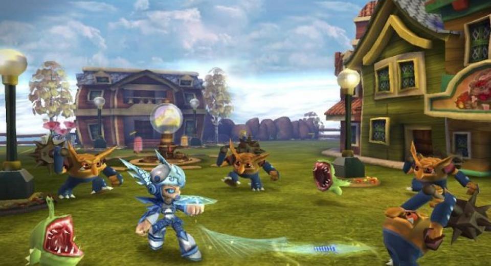 Skylanders: Giants (Starter Pack) Wii Review