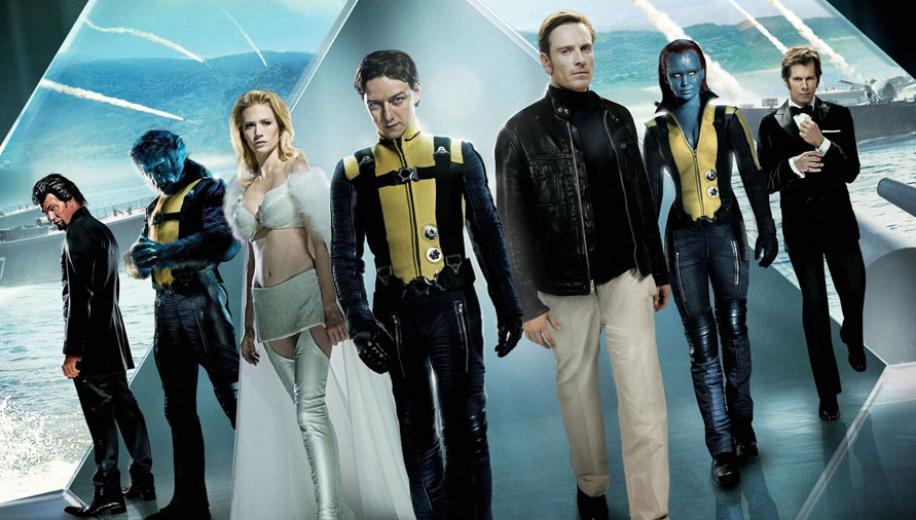 X-Men: First Class Ultra HD Blu-ray Review