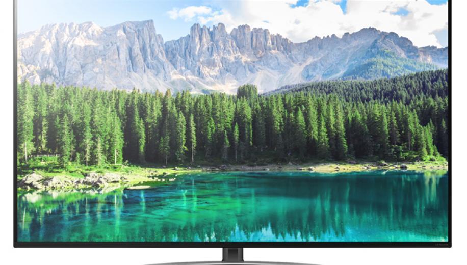 LG SM8600 (49SM8600) 4K LCD Preview