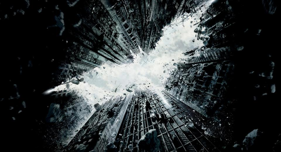 The Dark Knight Rises - IMAX Preview Movie Review