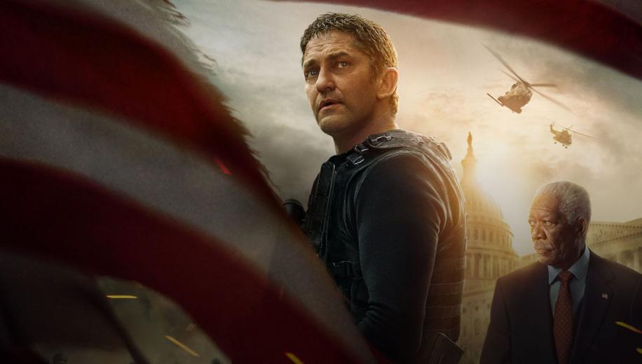 Angel Has Fallen 4K Blu-ray Review