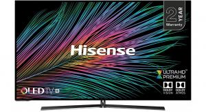 Hisense OLED TV £1599 on pre-order.