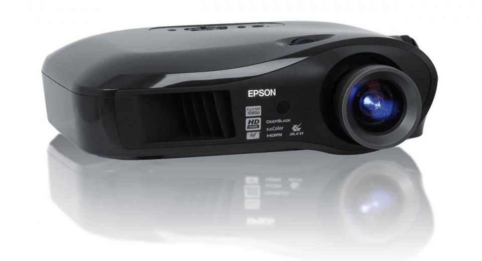 Epson EMP-TW2000 Full HD 1080 LCD Projector Review