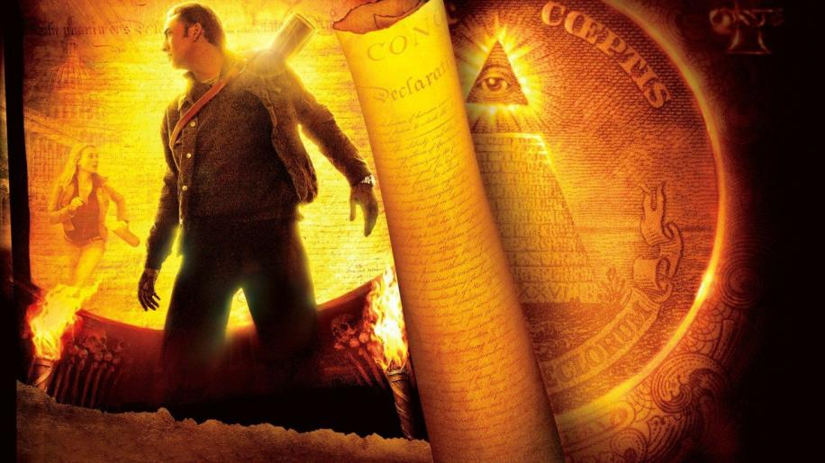 National Treasure DVD Review