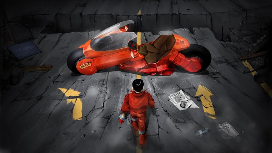 Akira Movie Review
