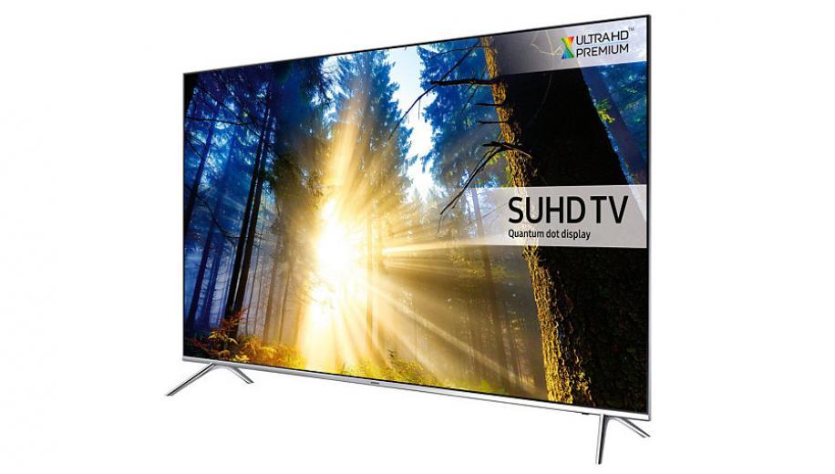 Samsung KS7000 (UE55KS7000) UHD 4K TV Review