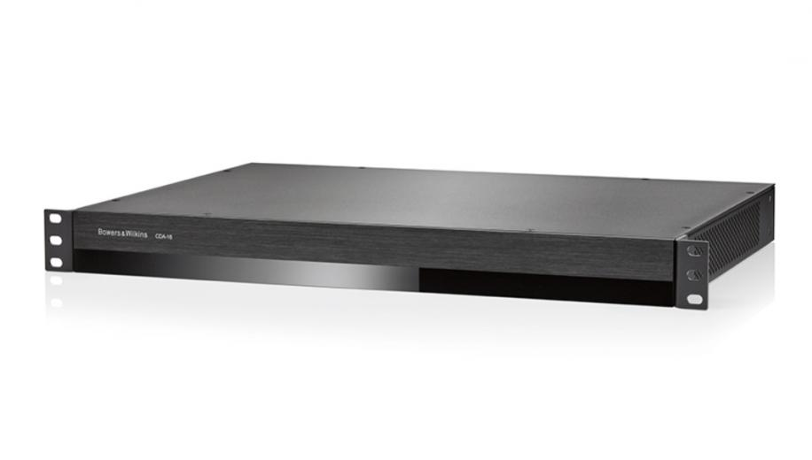 Bowers & Wilkins introduces CDA-16 power amplifier
