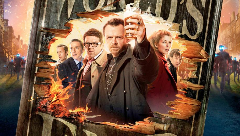 The World's End 4K Blu-ray Review