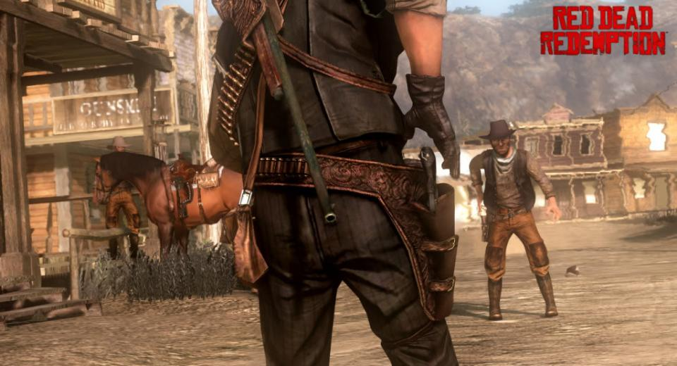 Red Dead Redemption PS3 Review