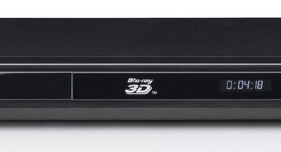 LG BD670 3D Blu-ray Player Review