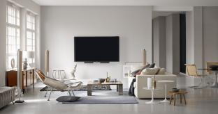 Bang & Olufsen launches 85-inch 4K BeoVision Avant.