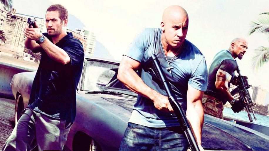 Fast & Furious 5 Movie Review
