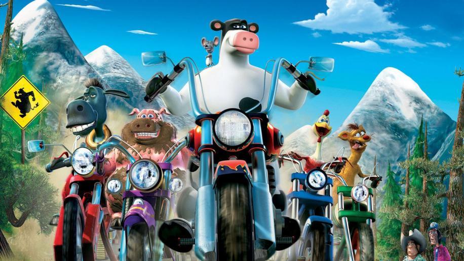Barnyard Movie Review