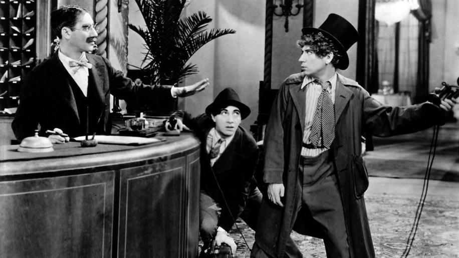 The Marx Brothers Box Set DVD Review