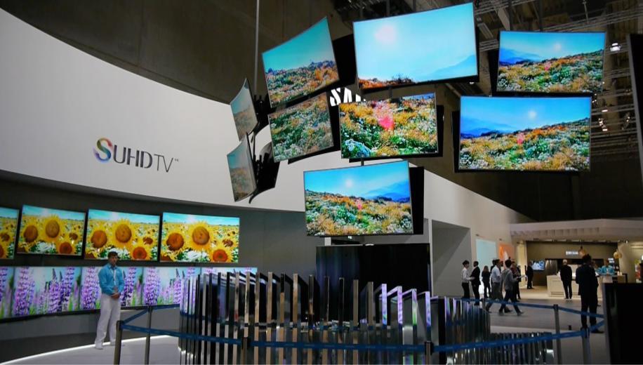Samsung turn IFA into a technological showcase