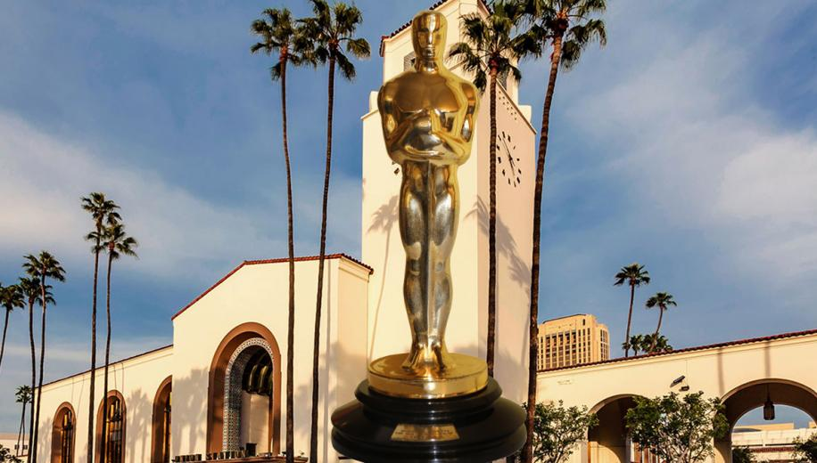 Oscars 2021: Stripped down ceremony sees Nomadland win best film