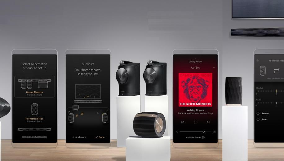 Best Home Theater Speakers 2020.Bowers Wilkins To Release Updated Formation Home App In