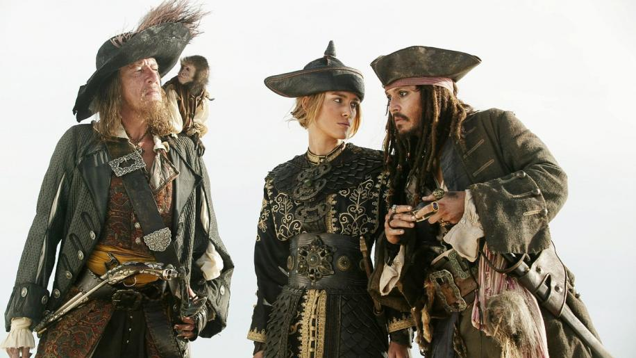 Pirates of the Caribbean: At World's End Movie Review