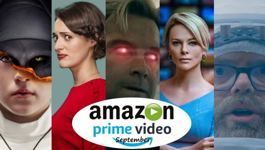 What's new on Amazon Prime Video UK for September 2020