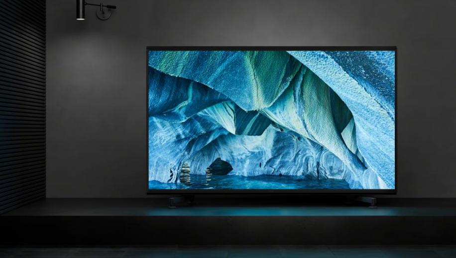 Sony ZG9 8K TVs on sale from June