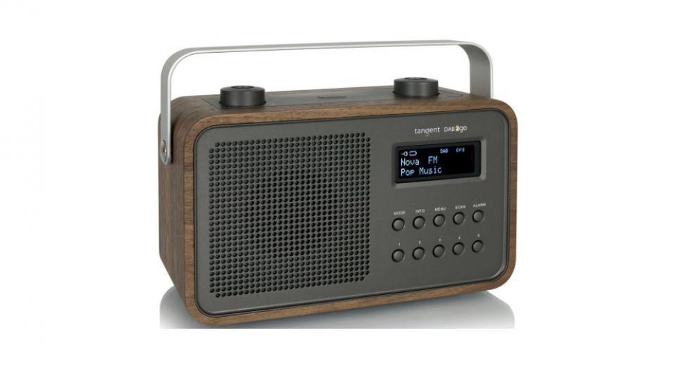 Tangent DAB2GO DAB+ FM Radio Review