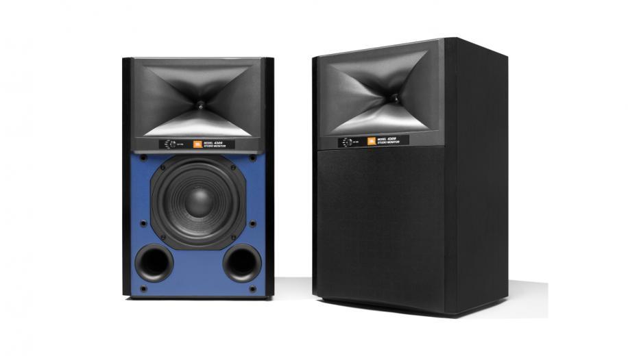 JBL launches compact 4309 Studio Monitor speaker