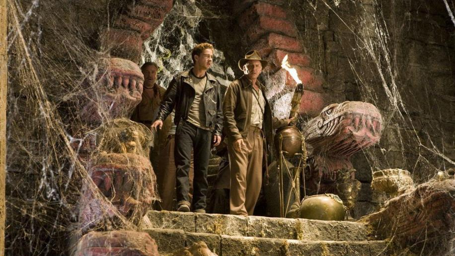 Indiana Jones and the Kingdom of the Crystal Skull Movie Review