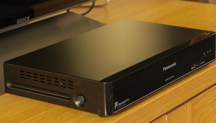 Panasonic DMR-HWT250EB (HWT250) PVR Review