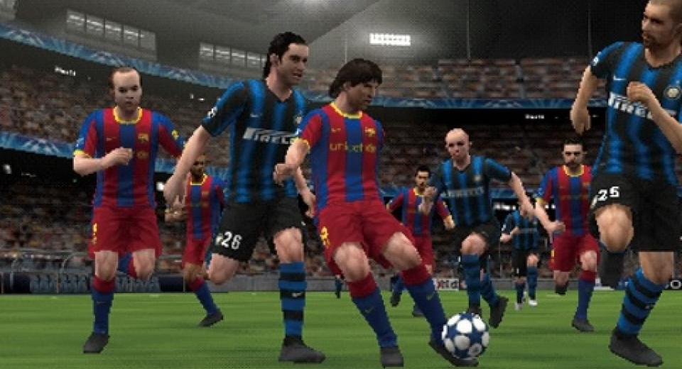 PES 2011 PSP Review