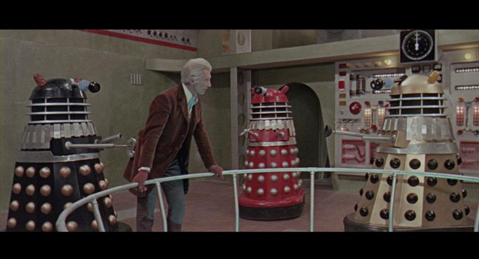 Daleks Invasion Earth 2150 A.D. Movie Review