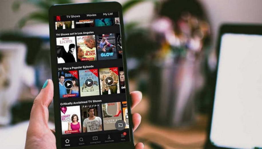 Netflix using AV1 codec for greater efficiency on Android mobile