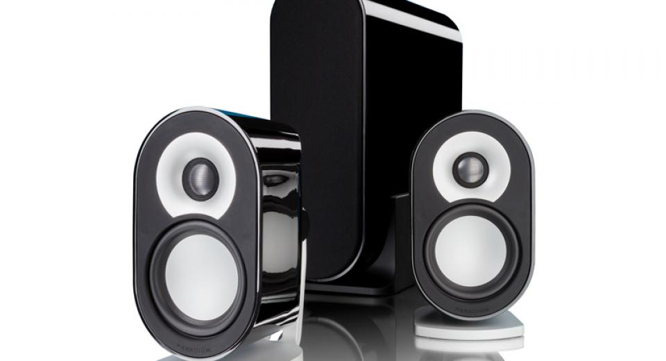 Paradigm Millenia CT 2.1 Speaker System Review