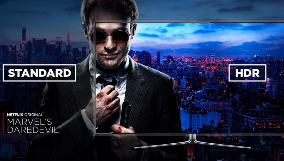 Netflix now using HDR for all its movie productions