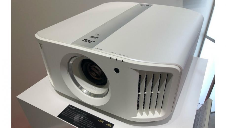 JVC announce native 4K projectors