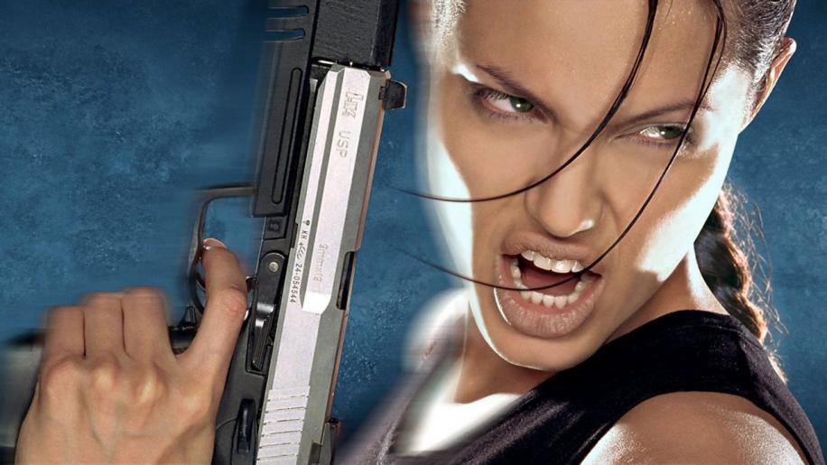 Lara Croft: Tomb Raider Twin Pack DVD Review
