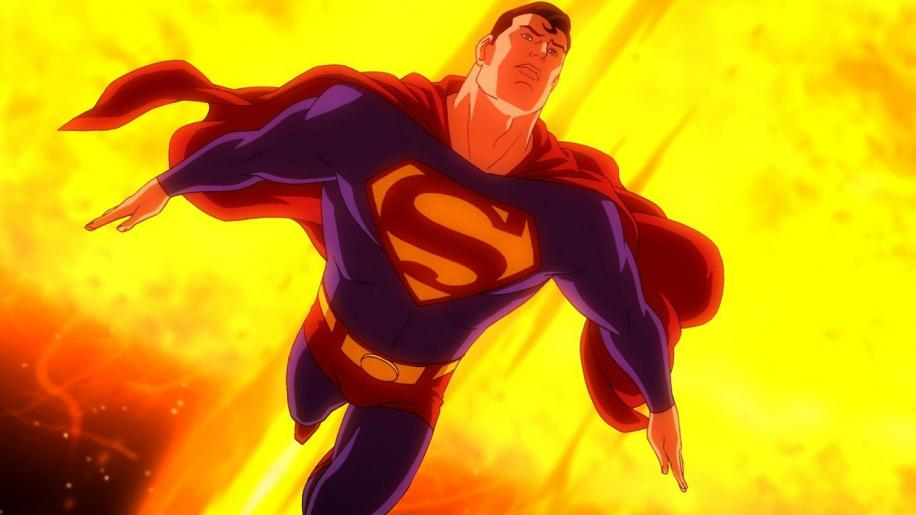 All-Star Superman Movie Review