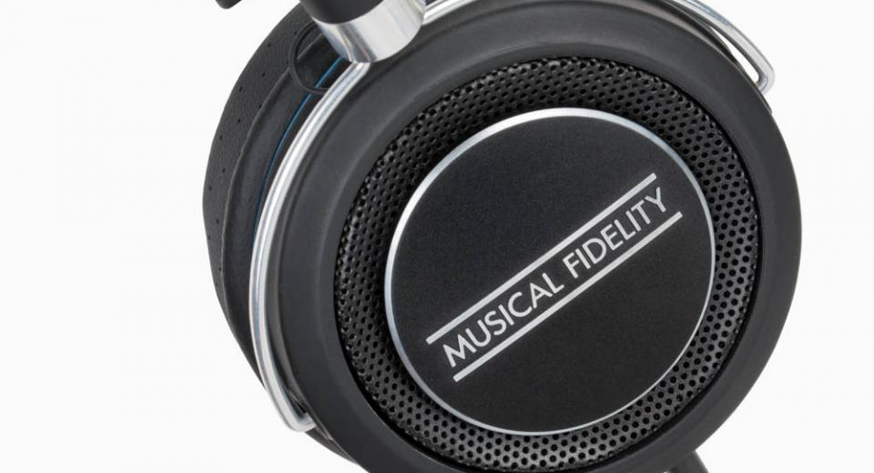 Musical Fidelity MF-100 Headphones Review