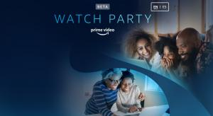 Amazon Prime Video launches Watch Party for UK subscribers