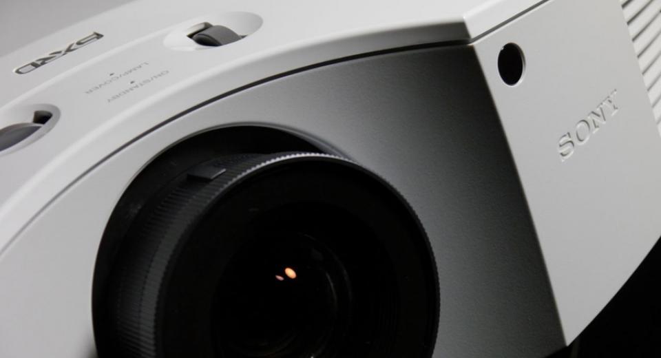 Sony VPL-HW40ES 3D Projector Review