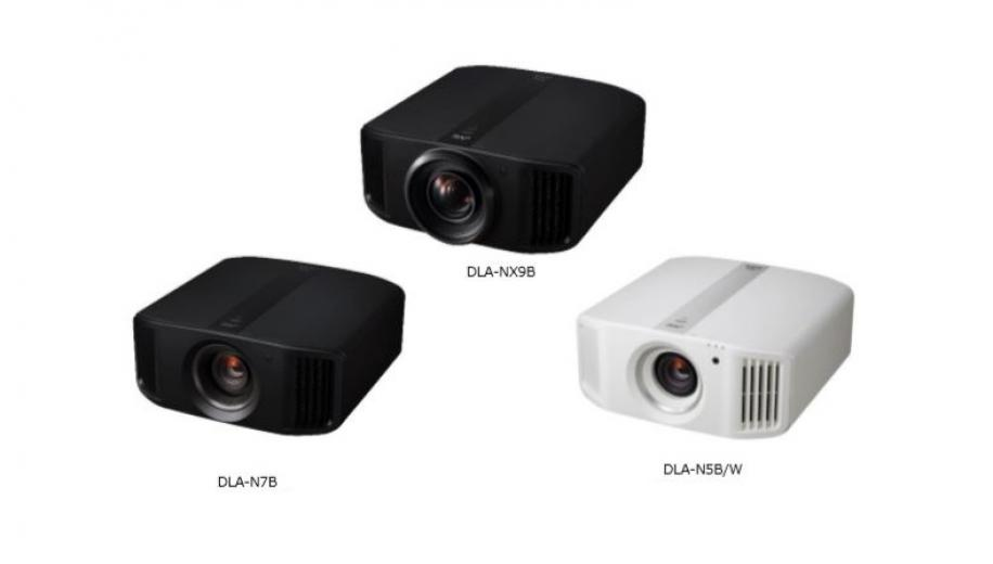 JVC to issue HDR update for D-ILA projectors