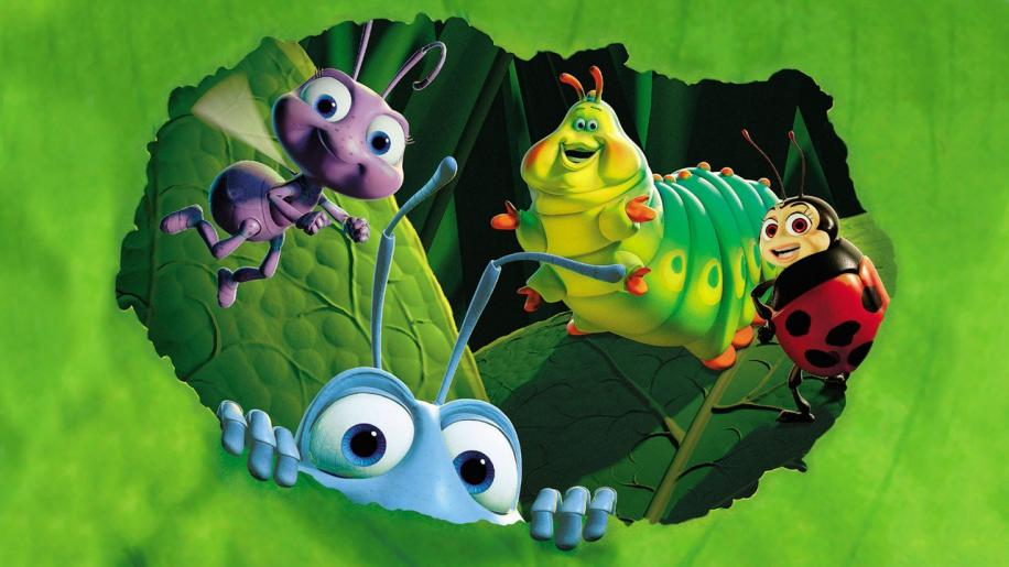 A Bug's Life Movie Review