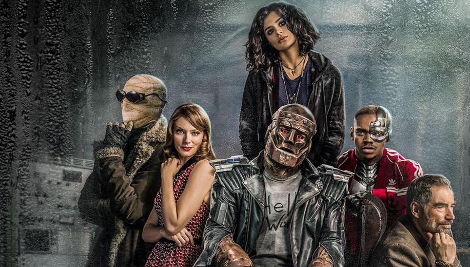Doom Patrol (Starz) Season 1 TV Show Review