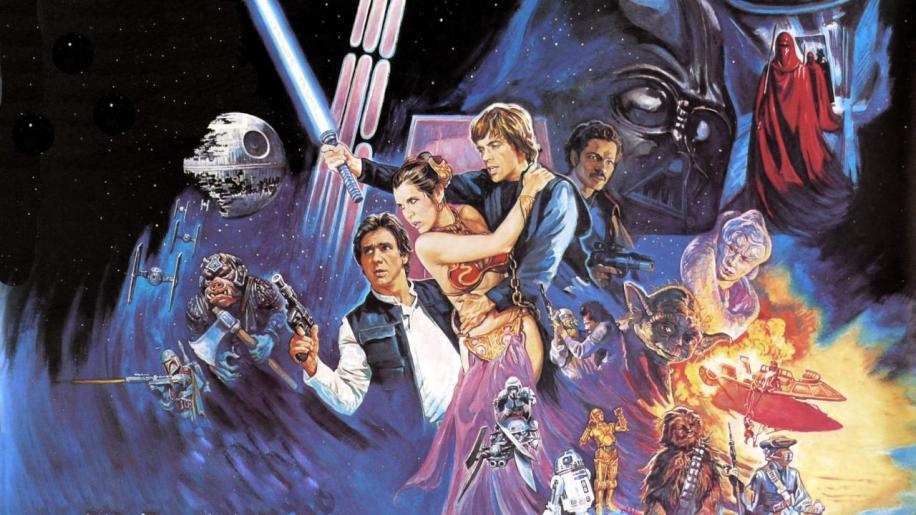 Star Wars Trilogy DVD Review