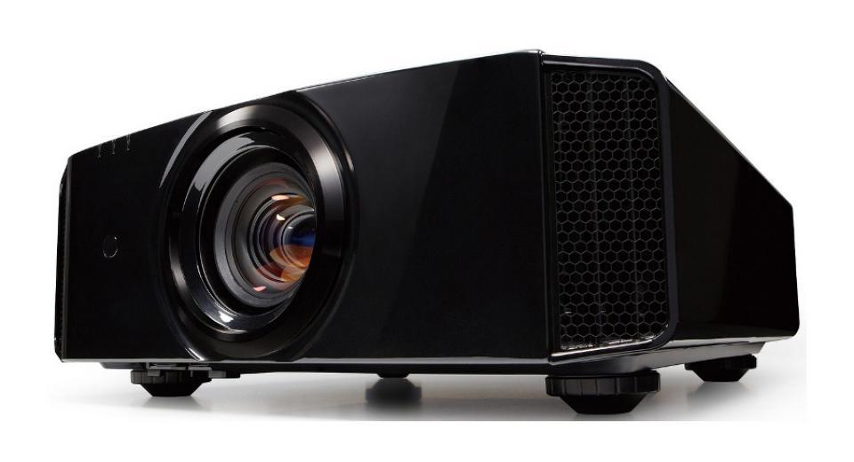JVC X55 DILA Projector Review