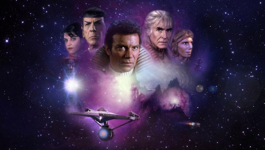 Star Trek II: The Wrath of Khan Blu-ray Review