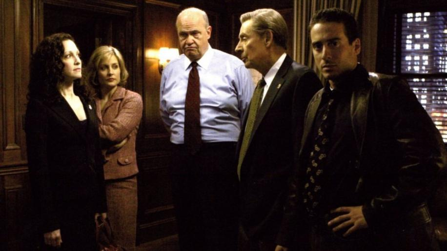 Law And Order: Trial By Jury DVD Review