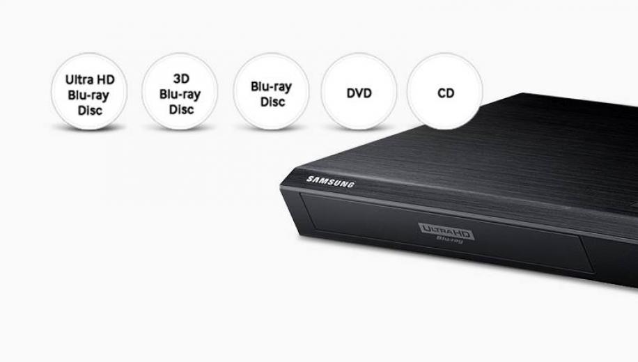 Samsung Ultra HD 4K Blu-ray player coming with free Martian