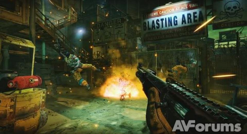Bodycount Xbox 360 Review